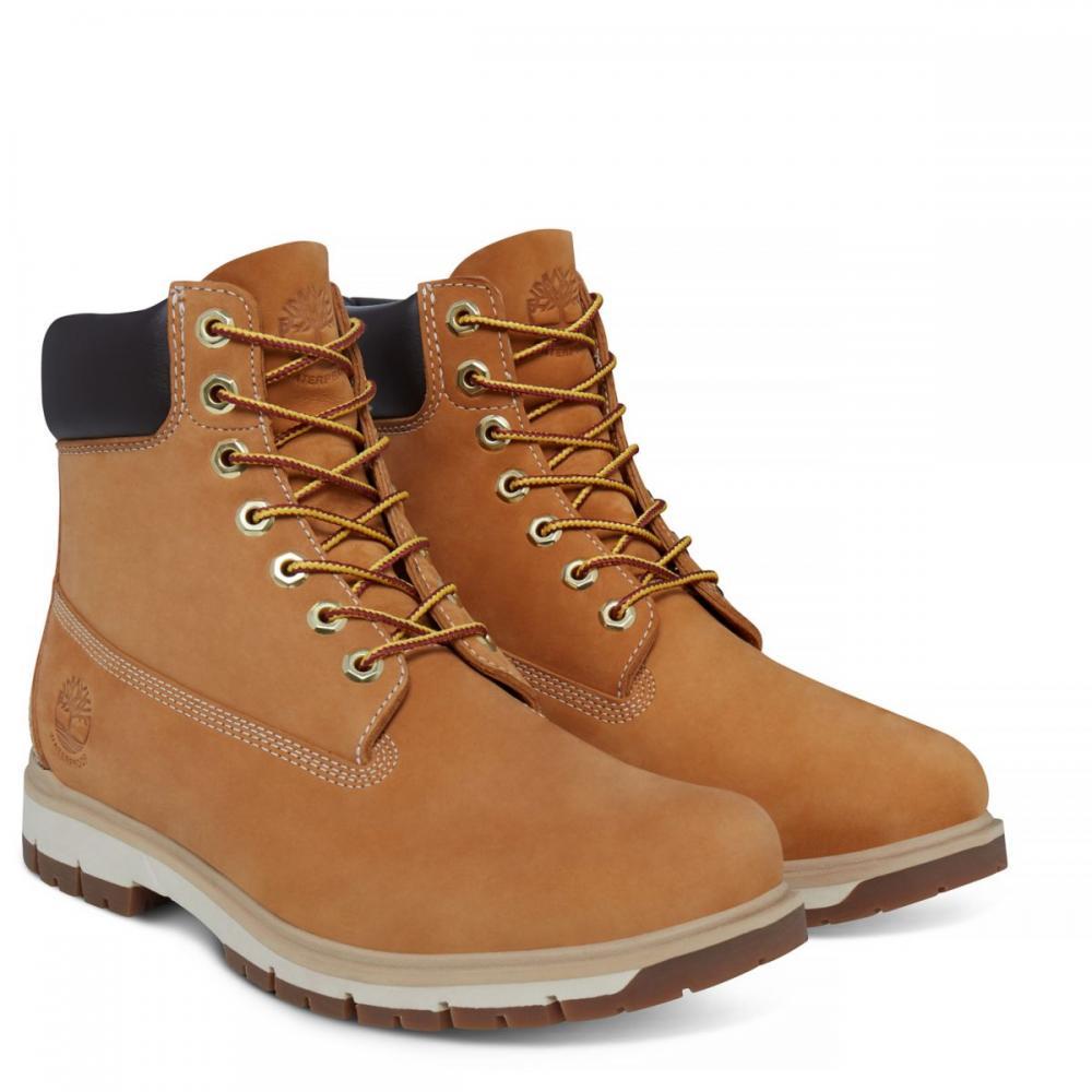 6–Inch Stiefel Gelb Timberland Heritage Classic 6 Inch Premium Boot Herren Wheat Burnished Full Grain JWannemacher