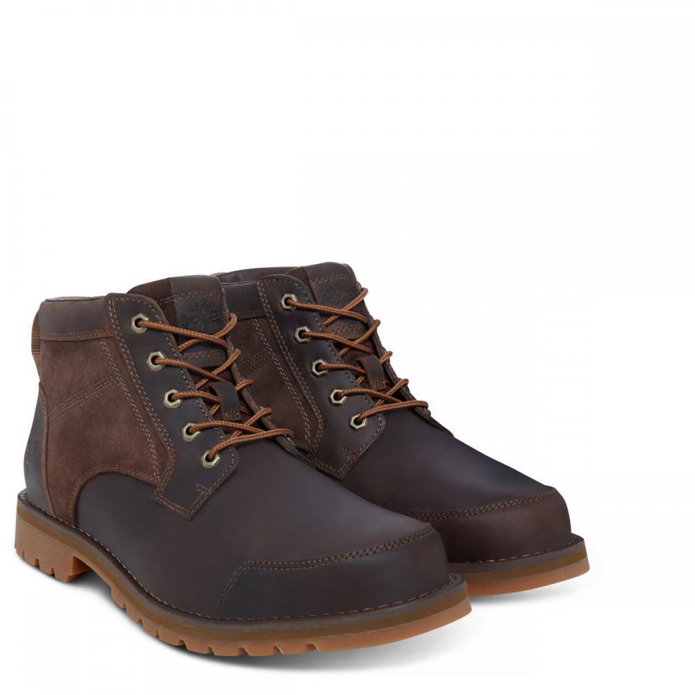 Chukka Boots Braun Timberland Larchmont Chukka Dunkelbraun