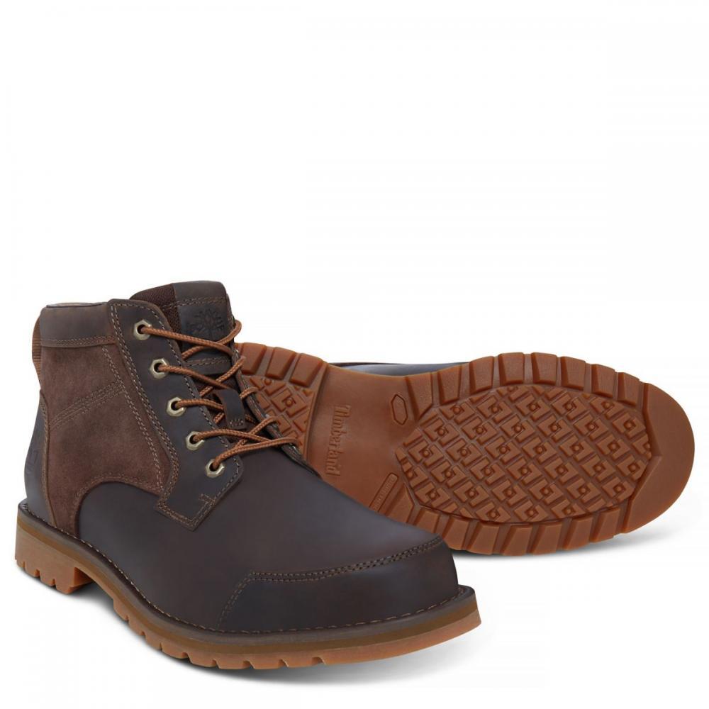 Chukka Boots Braun Timberland Larchmont Chukka Dunkelbraun Herren Gaucho Saddleback JWannemacher